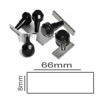 Carimbo 66X8mm Tradicional