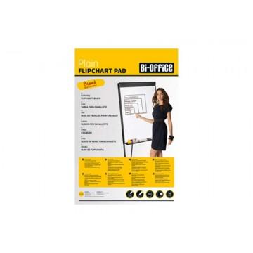 Bloco Para Flipchart 50 Folhas 70gr 650X980mm Bi Office