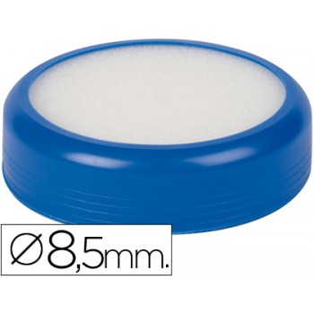 Esponjeira com Base de Borracha Diâmetro 8,5cm Q-Connect