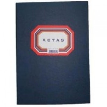 Livro Actas 100 Folhas 25 Linhas Numeradas Firmo