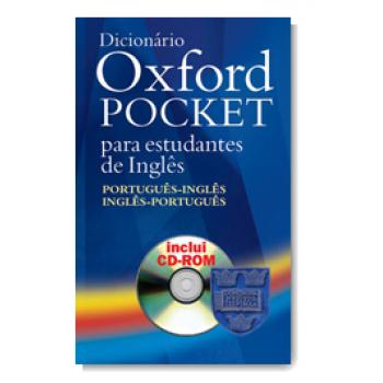 Dicionário Oxford Pocket Português/Inglês Duplo