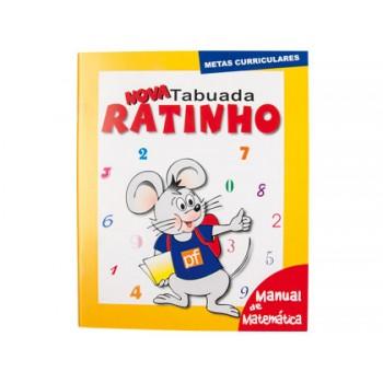 Ratinho Nova Tabuadas - Manual De Matemática