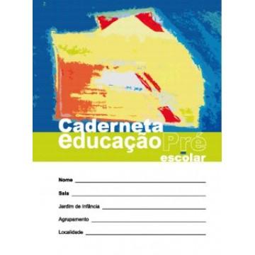 Caderneta Escolar Pré-Escolar
