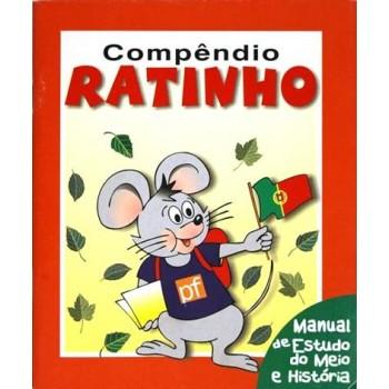 Ratinho Compêndio - Manual De Estudo Do Meio e Historia