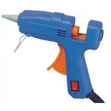 Pistola de Cola Quente Mini 25W Lider
