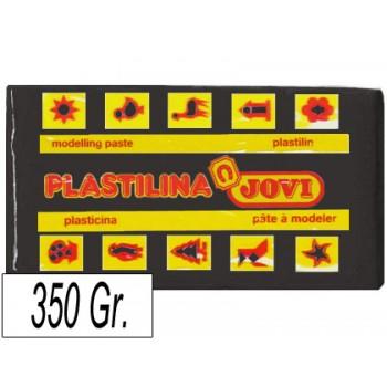 Plasticina 350G Jovi Preto