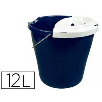 Balde de Esfregona Com Espremedor 12L Azul