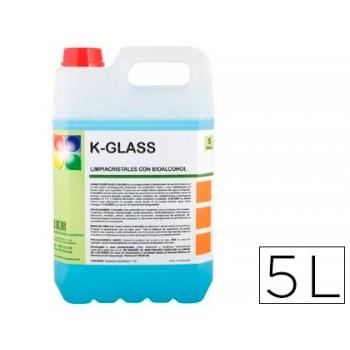 Detergente para Vidros e Abrilhantador 5 Litros
