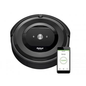 Robot Aspirador Roomba E5 Pelos de Borracha Multisuperficies Dirt Detect Wifi