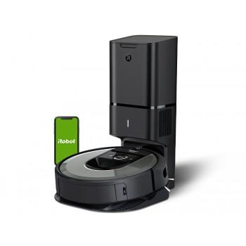 Robot Aspirador Roomba I7558 Alta Potencia Automático Wifi