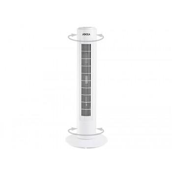 Ventilador de Torre 3 Velocidades 45W Sistema Oscilação