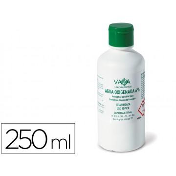 Agua Oxigenada Garrafa de 250 ml