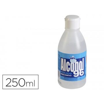 Álcool Etílico mpl 96ºg Garrafa de 250 ml