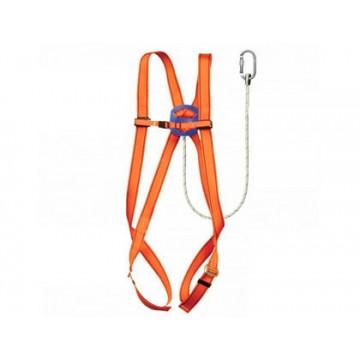 Arnês Proteção Anti Quedas Com Corda C170 de 1m