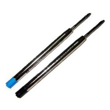 Carga Esferográfica  tipo Parker Azul 0.7mm