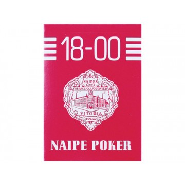Baralho de póker inglês e bridge Fournier