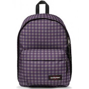 Mochila Eastpak Out Of Office Checksange Purpule