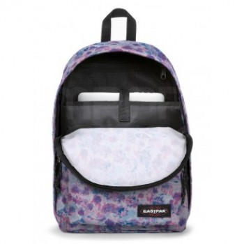 Mochila Eastpak Out Of Office Ff Pink Floral