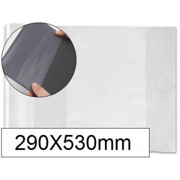 Capa Plástica Para Livro Ajustável 290x530mm R:12573 - 1 Unidade