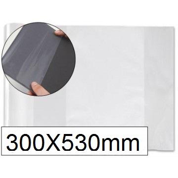 Capa Plástica Para Livro Ajustável 300x530mm R:12574 - 1 Unidade