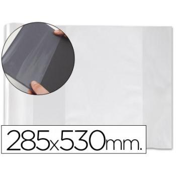Capa Plástica Para Livro Ajustável 285x530mm R:16940 - 1 Unidade