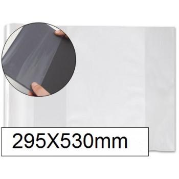 Capa Plástica Para Livro Ajustável 295x530mm R:16941 - 1 Unidade