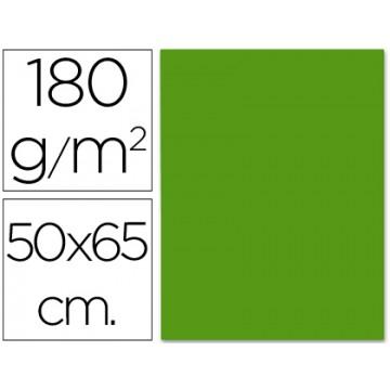 Cartolina 50X65cm 180Grs Verde Natal