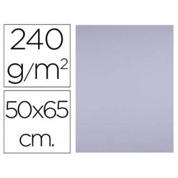Cartolina 50X65cm 240Grs Lilás 25 Unidades