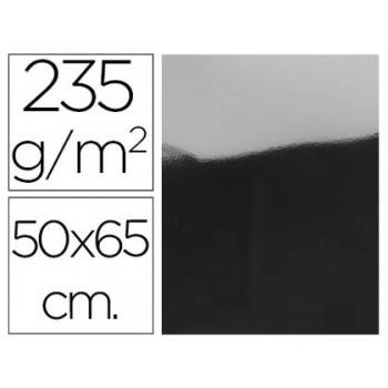 Cartolina Metalizada 50X65cm 235Grs Prata 10 Unidades