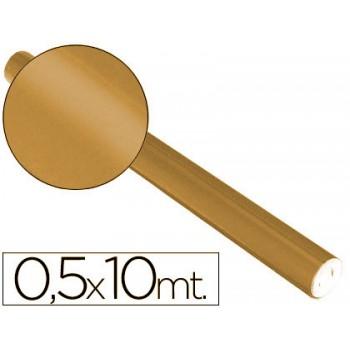 Papel Metalizado Rolo 50cmx10mt 65gr Cobre Sadipal