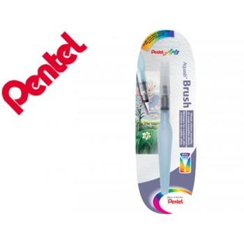 Pincel Ponta Fina de Nylon com Deposito de Agua Pentel XFRH/1-F