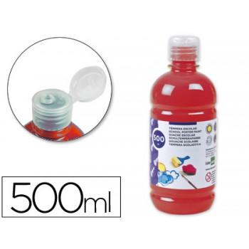 Guache 500 ML Pronto Vermelho