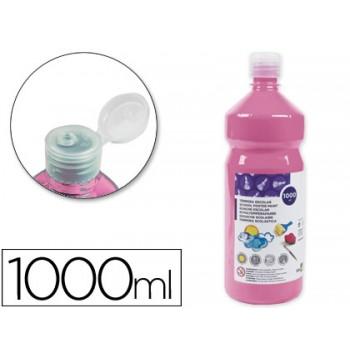 Guache 1 Litro Escolar Rosa