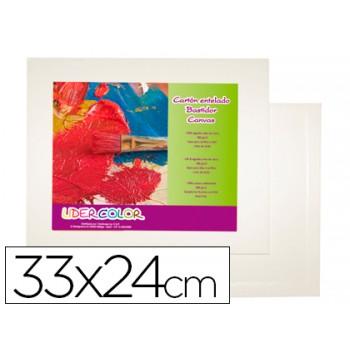 Cartão Telado Para Pintura a Óleo e Acrílico 33X24cm