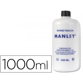 Verniz Fixador 1000ml Manley
