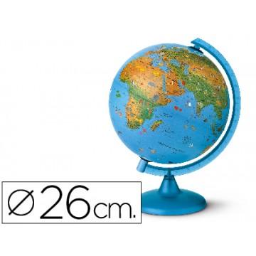 Globo Com Luz de 26 cm Diâmetro Arca