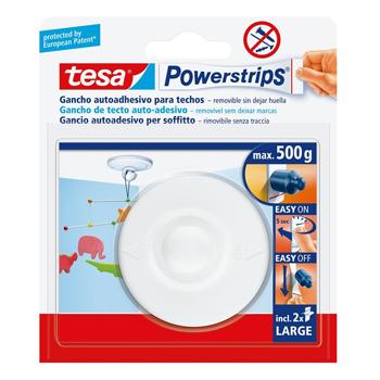 Gancho Adesivo para Tetos Tesa Powerstrips 0.500kg