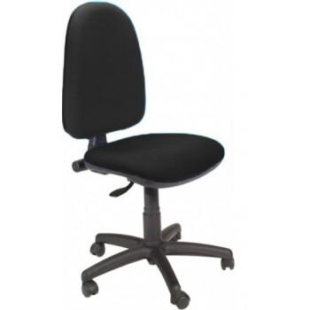 Cadeira de Escritório Giratório PRE50-NE Tecido A1 Preto
