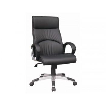 Cadeira de Escritório Regulável em Altura Q-Connect Preta