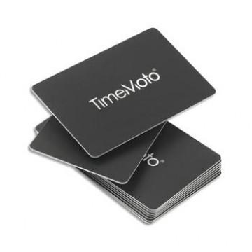 Cartões Magnéticos RFID, Pack de 25 Unidades