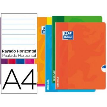 Caderno A4 48Folhas Pautado Oxford OpenFlex cores sortidas
