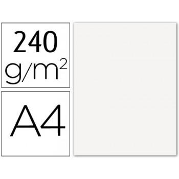 Cartolina A4 240Grs Branca 125 Folhas
