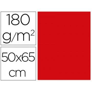 Cartolina 50X65cm 180Grs Vermelho Natal