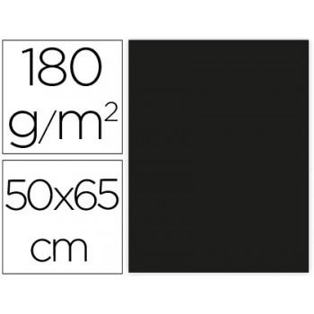 Cartolina 50X65cm 180Grs Preta