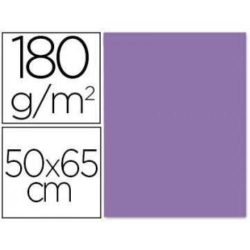 Cartolina 50X65cm 180Grs Púrpura