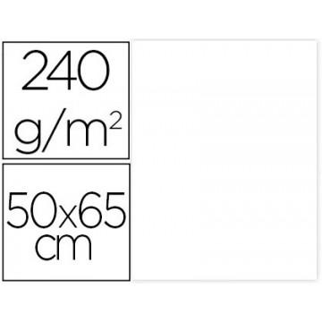 Cartolina 50X65cm 240Grs Branca