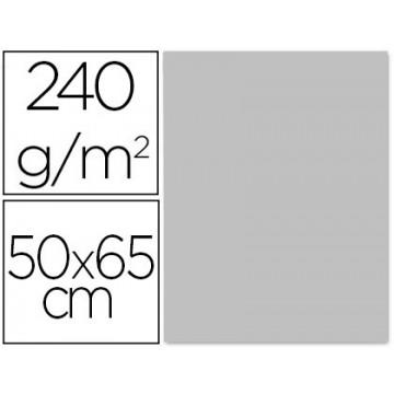 Cartolina 50X65cm 240Grs Cinza 25 Unidades
