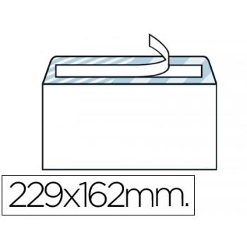 Envelope 162x229mm Branco C5 Tira Silicone 25 Unidades
