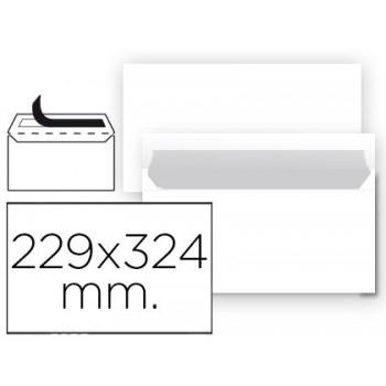 Envelope 229x324mm C4 Saco Branco Sem Janela 25 Unidades