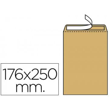 Envelope 176x250mm Kraft B5 Pack 500 unidades